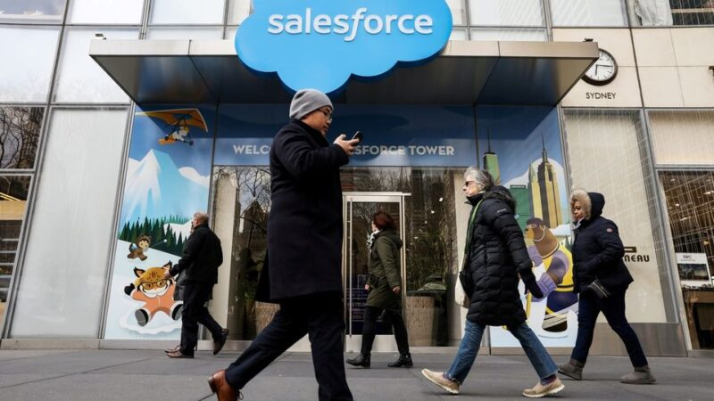 Salesforce acts on climate, requiring suppliers to set carbon goals