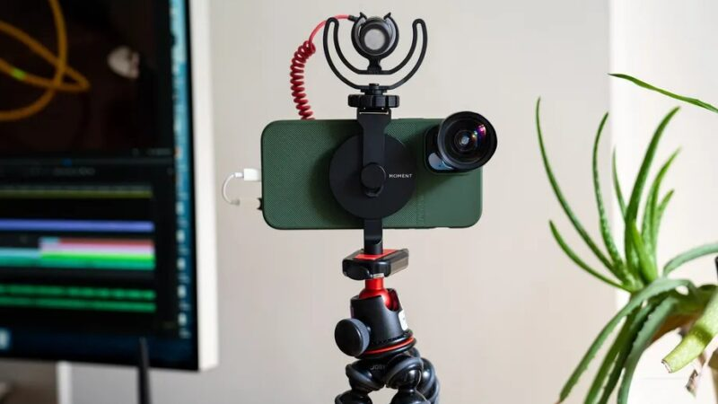 Moment's accessory mounts are the best use for the iPhone's MagSafe yet